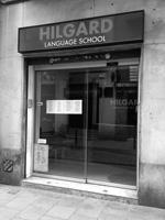 hilgard language school carrer